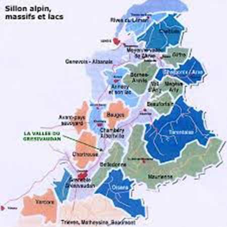 plan sillon alpin