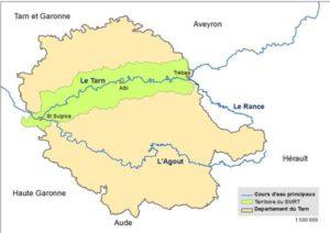 Rivière du Tarn