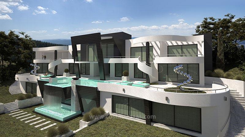 villa-moderne