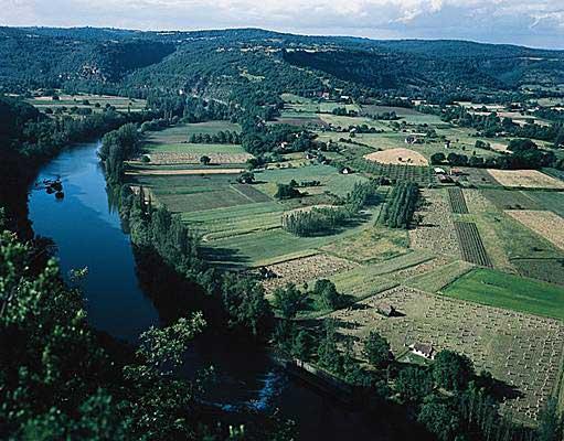 Bassin Aquitain paysage