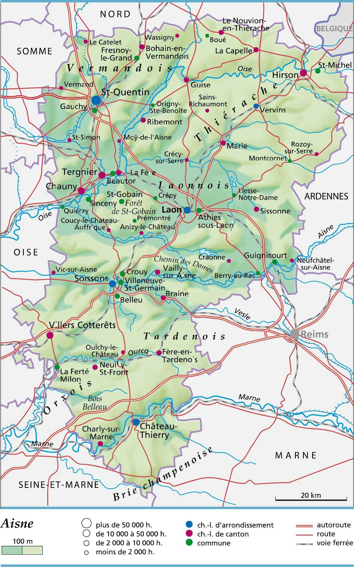 Département de l Aisne » Vacances - Arts- Guides Voyages