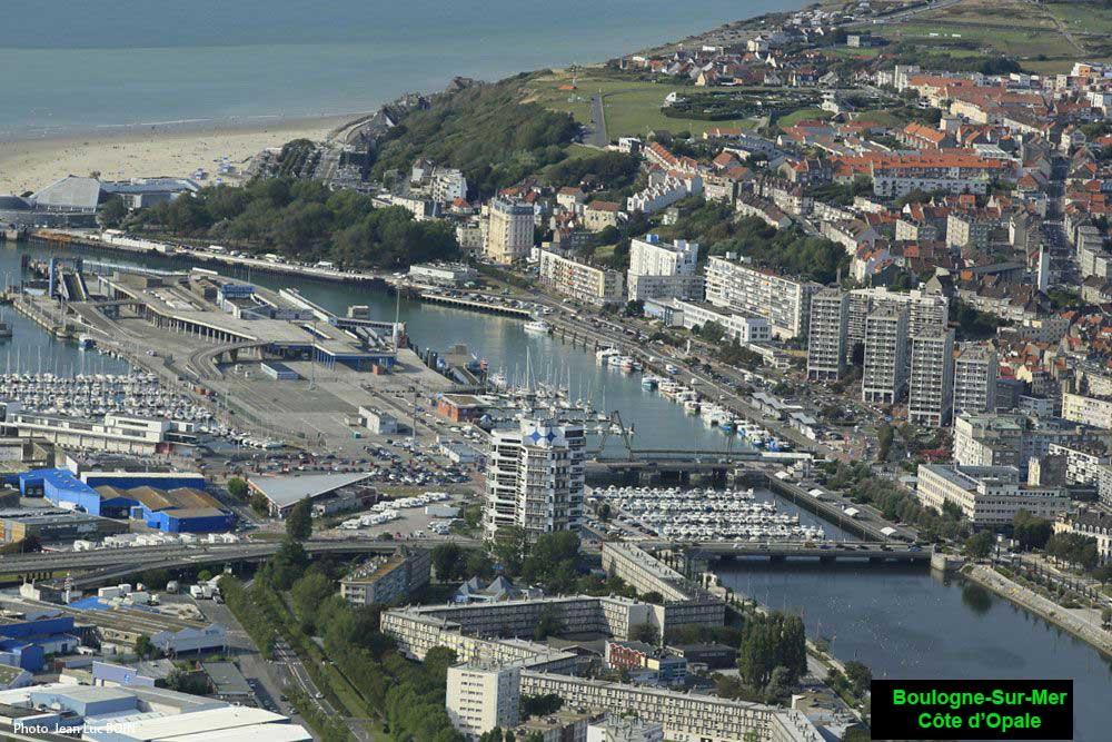 Boulogne sur Mer - Panorama