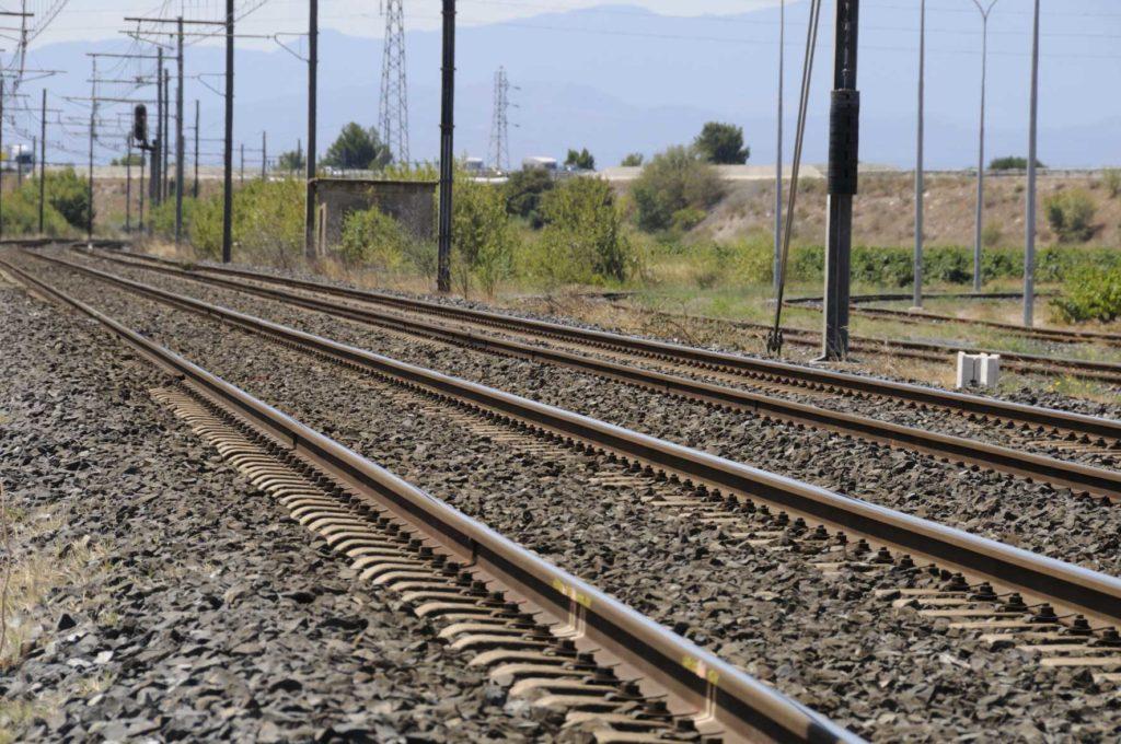 Chemin de fer moderne