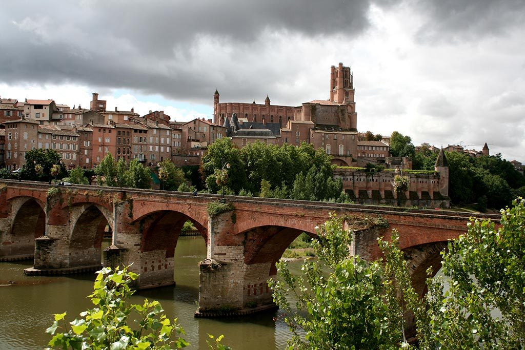 Albi - Photo panoramique