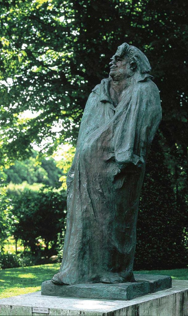 Monument de Balzac - Rodin
