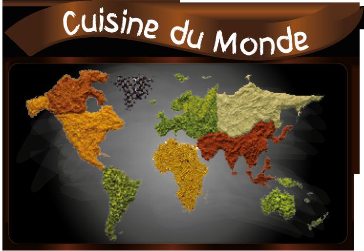 Cuisine dans le monde