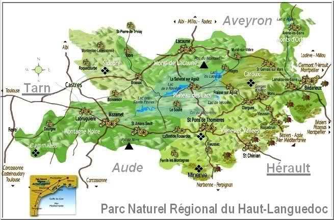 carte-parc-naturel-regional-du-haut-languedoc
