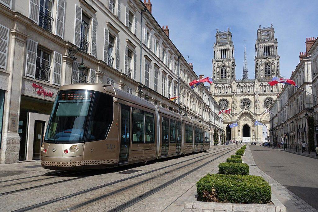 Rue Jeanne dArc - Orleans