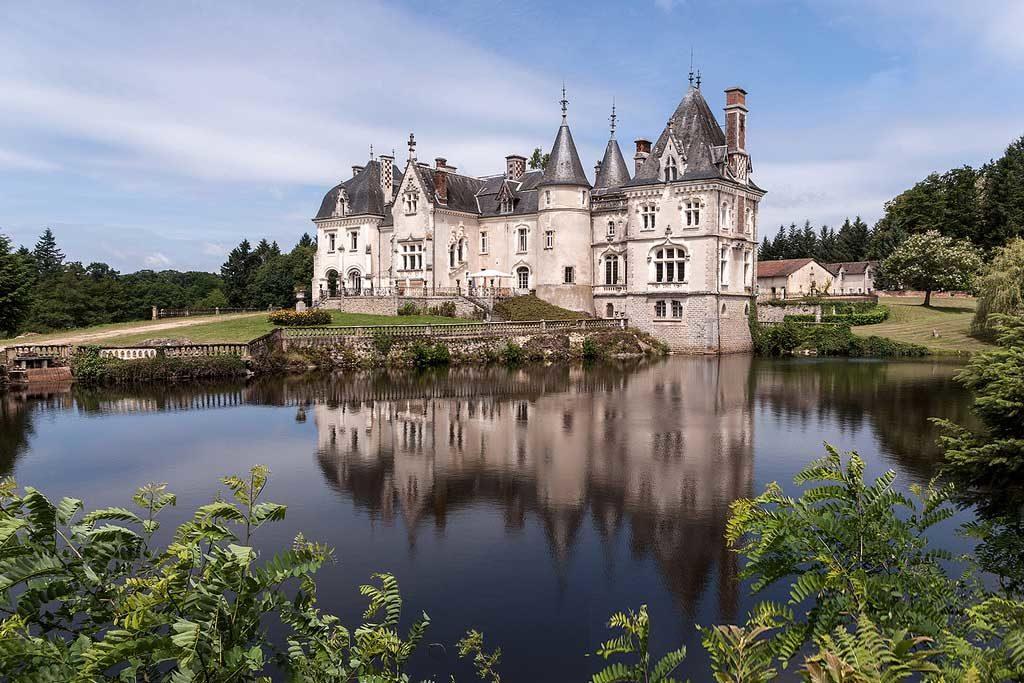 Château du département 87