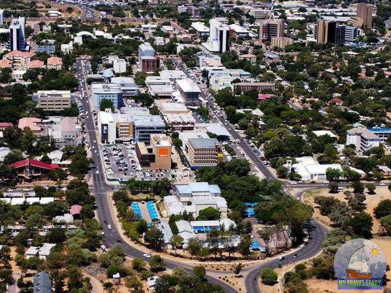 Botswana-Gaborone