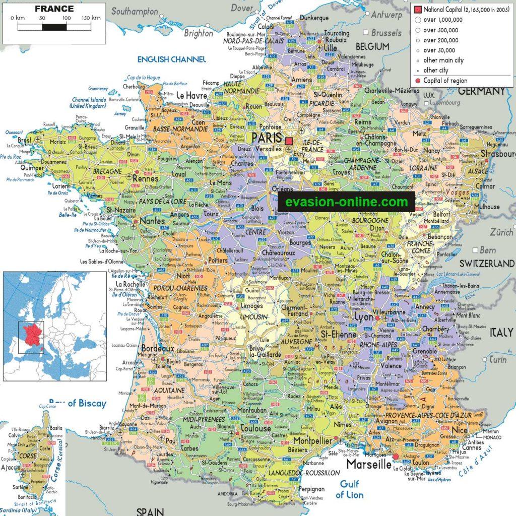 France-carte-des-regions