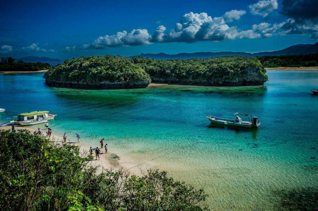 Ile d' Okinawa