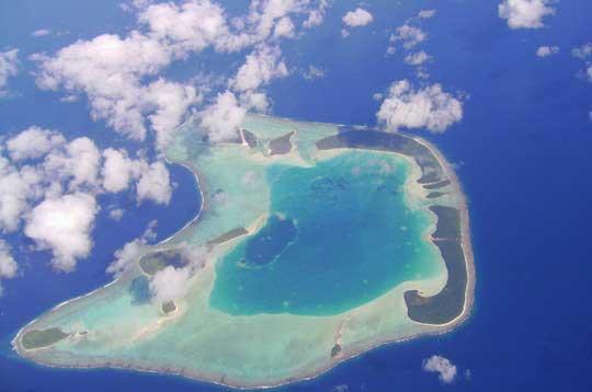 atoll-tetiaroa- Iles du vent