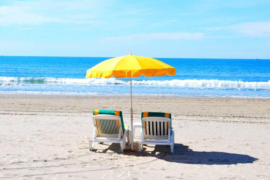 Vacances mer-plage