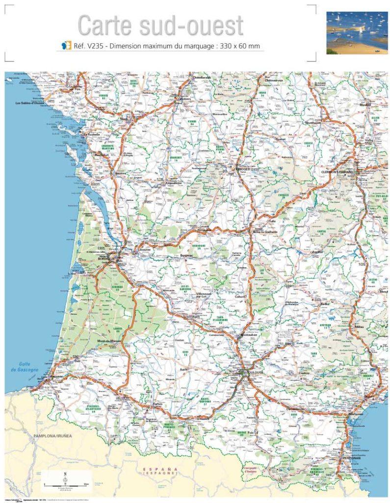 Sud Ouest de la France