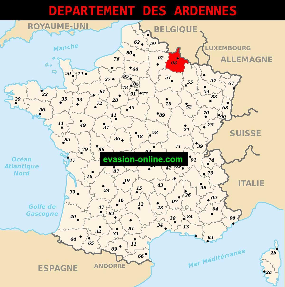 ardennes departement 08