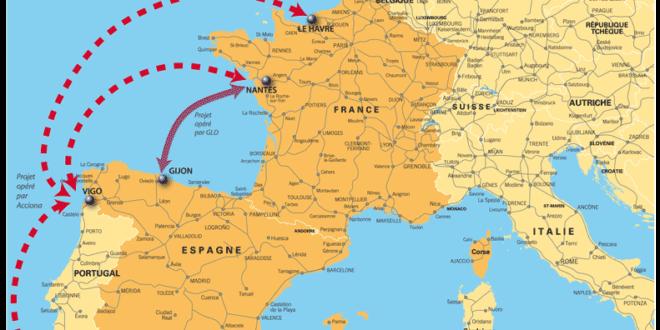 carte detaillee espagne» Info » Vacances - Arts- Guides Voyages