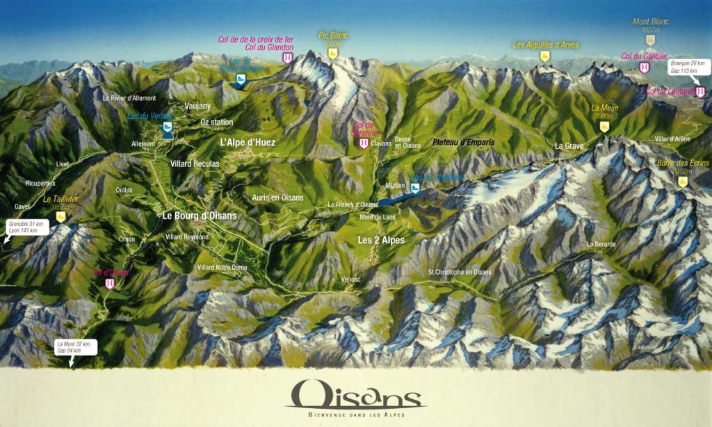 carte-panoramique-montagne-oisans