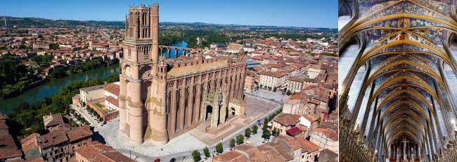 Albi - Cathédrale Ste cécile