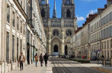 Cathédrale Sainte Croix - Orléans tourisme
