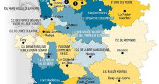 Seine et Marne Département 77