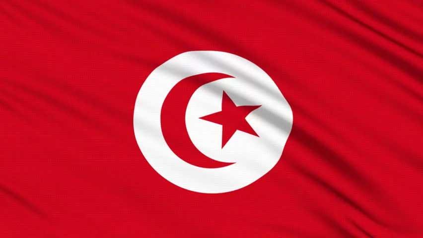 Tunisie - Drapeau