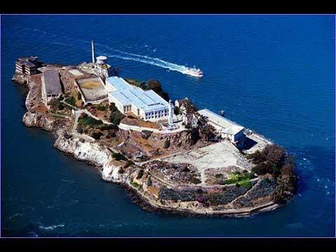 Alcatraz - prison