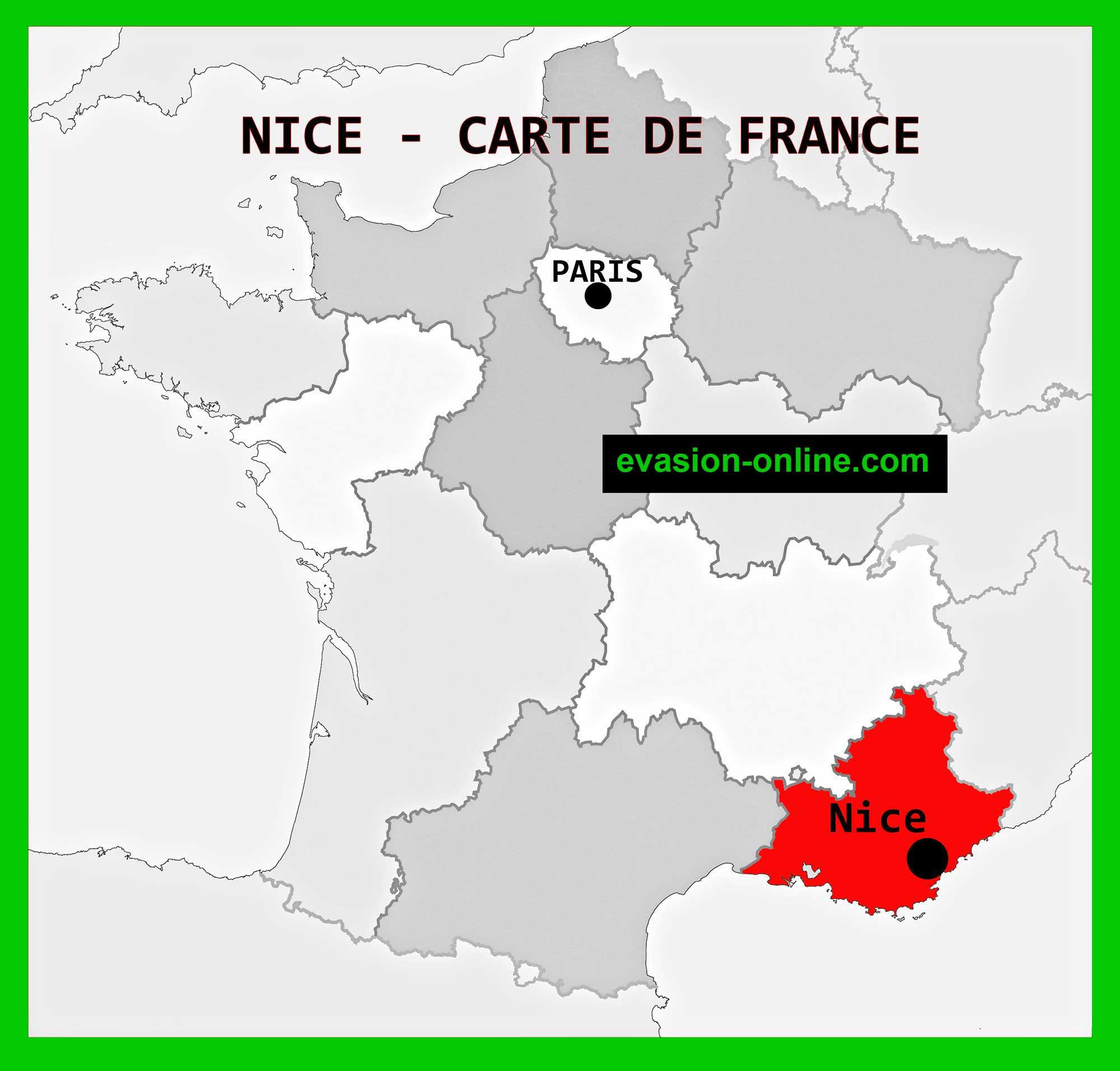 Ville de Nice » Vacances - Guide Voyage