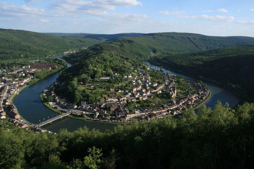 Ardennes - Voyage