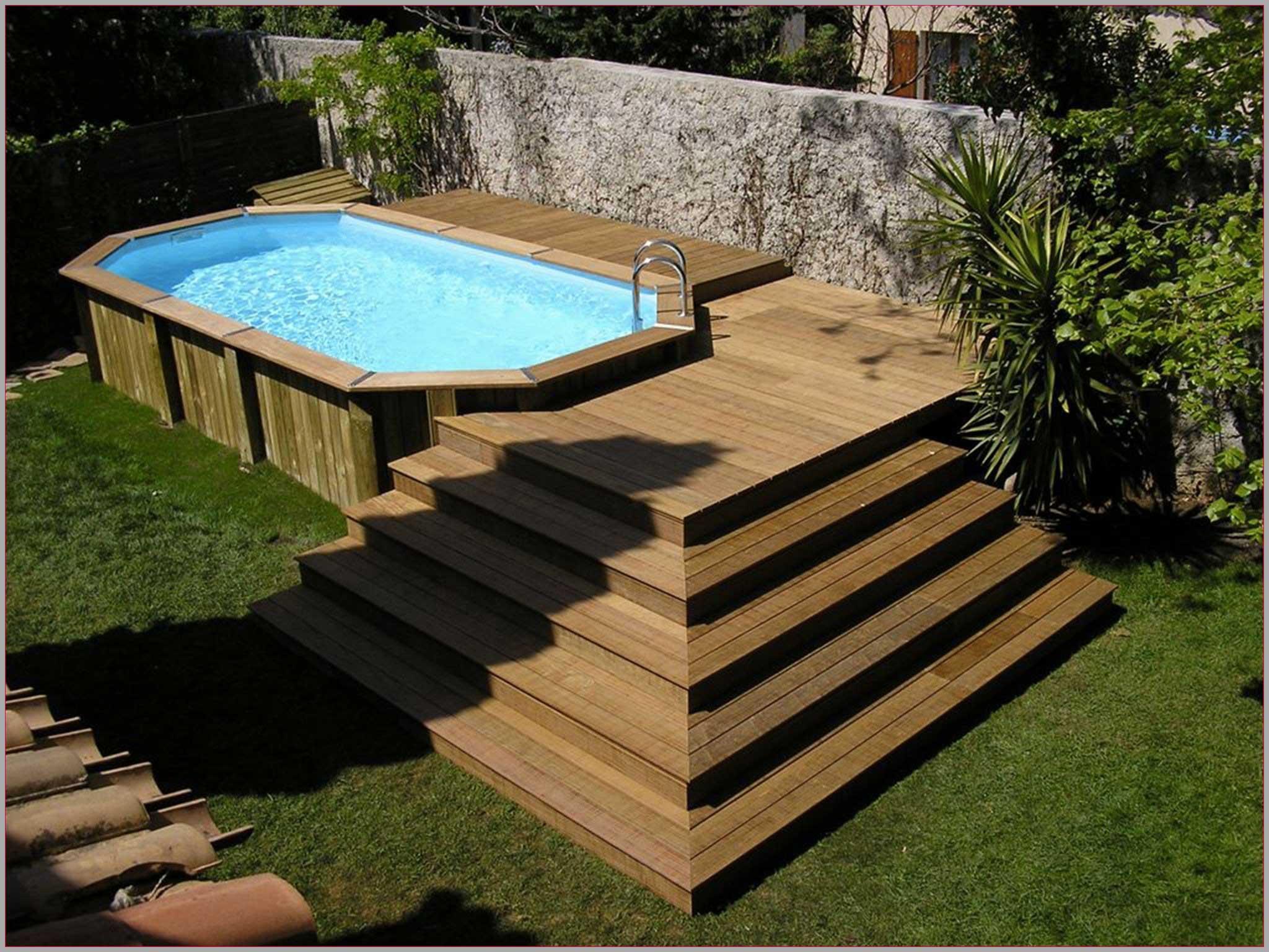 Piscine Tubulaire Terrasse Bois les piscines hors sol » vacances - arts- guides voyages