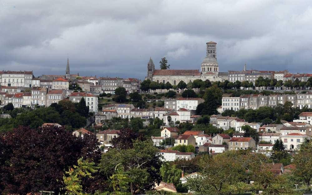 Angouleme - Photo panoramique