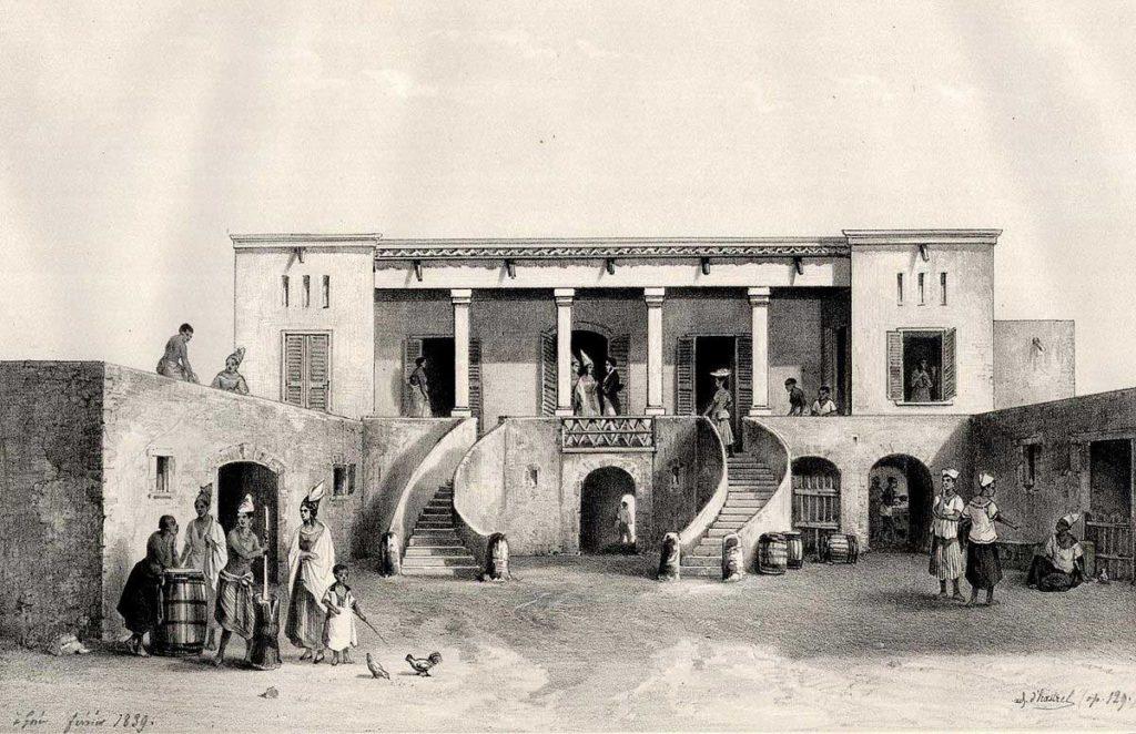 Gorée - La maison des esclaves
