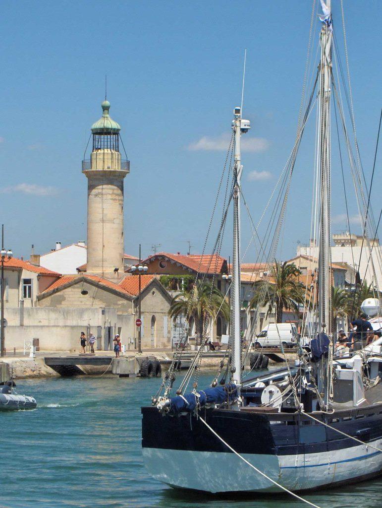 Vieux phare du Grau-du-Roi
