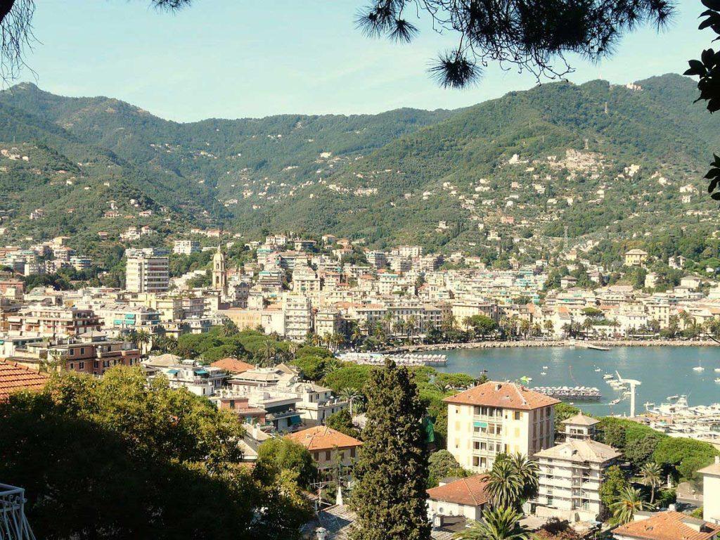 Rapallo Panorama