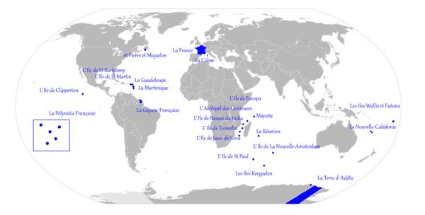 France d'Outre Mer