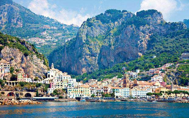 Amalfi - Italie