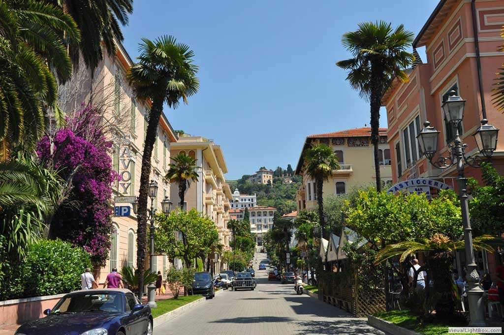 Bordighera - Italie