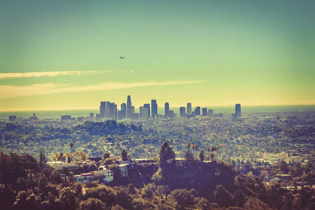 Ville de Los Angeles - USA