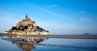 Normandie - Photo du Mont-Saint-Michel