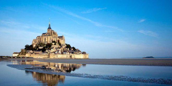 Normandie - Photo du Mont-Saint-Michel