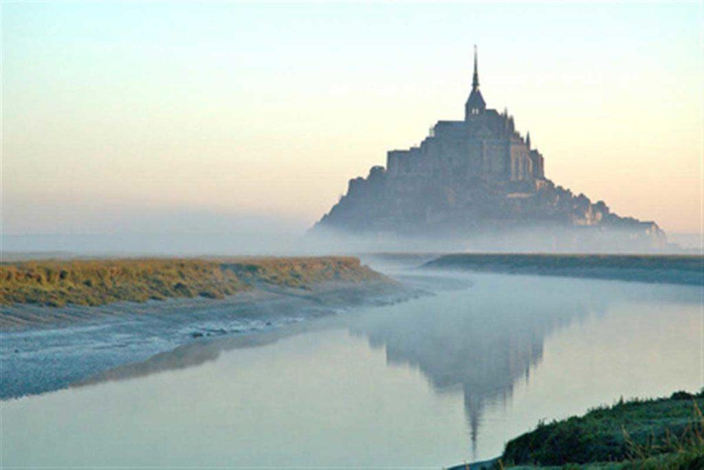 Photo du Mont-Saint-Michel