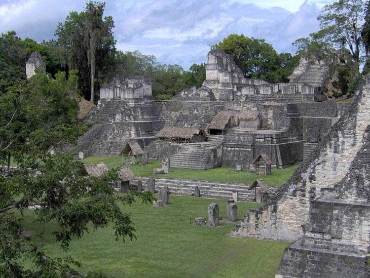 Parc national de Tikal