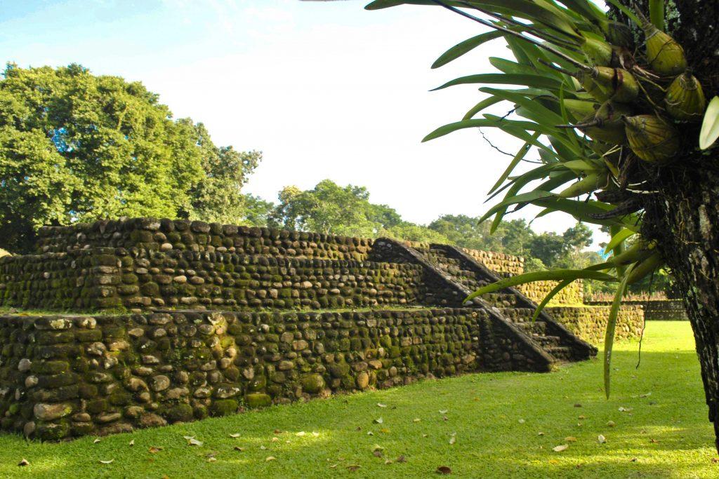 IZAPA - Site archéologique Maya