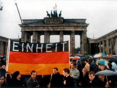 Allemagne réunification