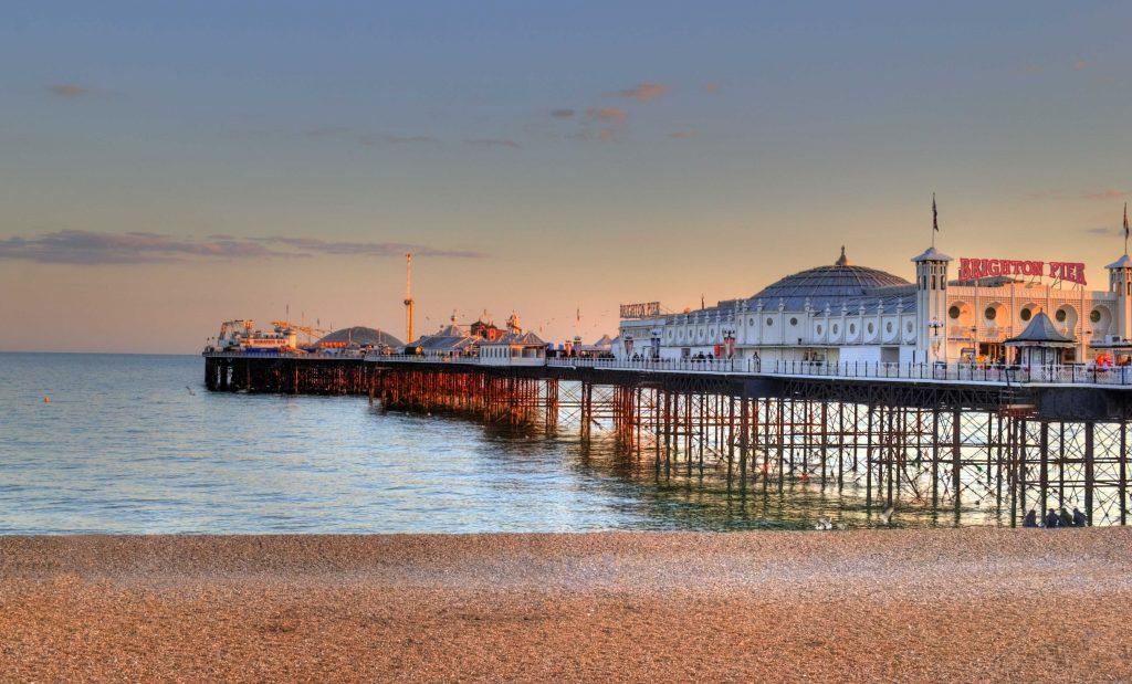 Brighton - Photo panoramique