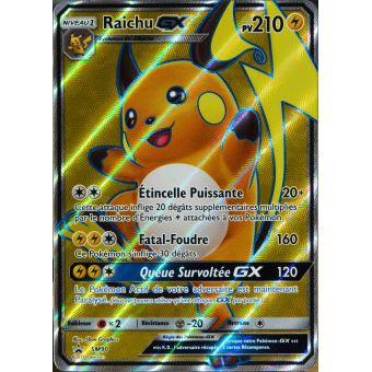 Carte Pokemon GX
