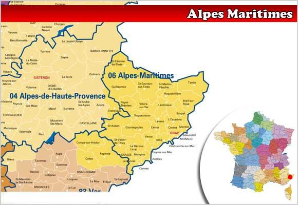 carte-alpes-maritimes