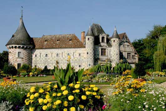 Pays d'Auge - Château