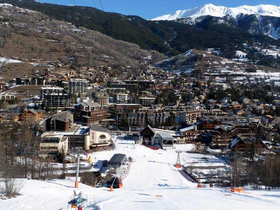 Station de ski de Serre-Chevalier-Chantemerle