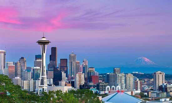 Seattle ville